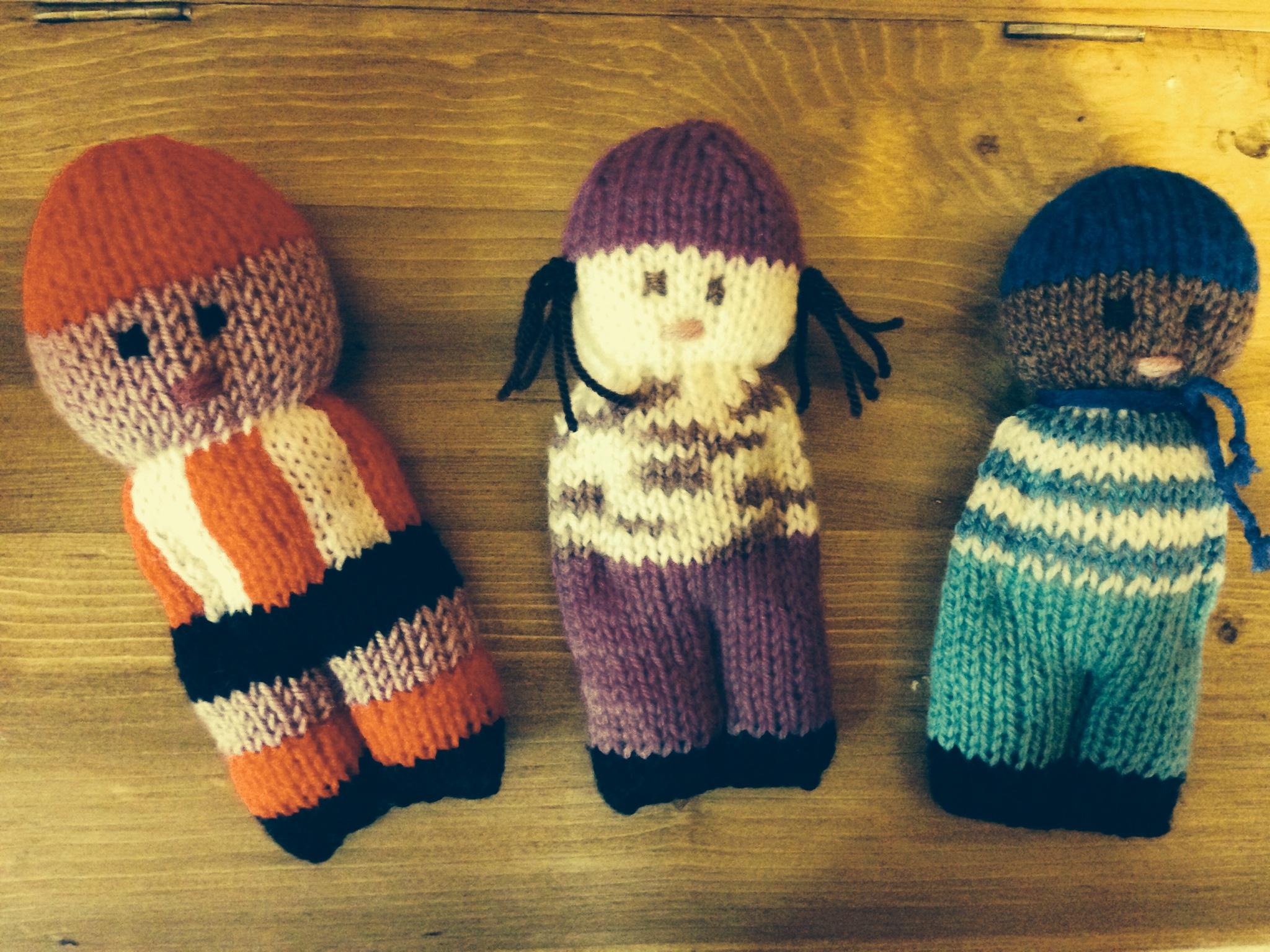 Comfort Dolls Knit Along Brockleyknits